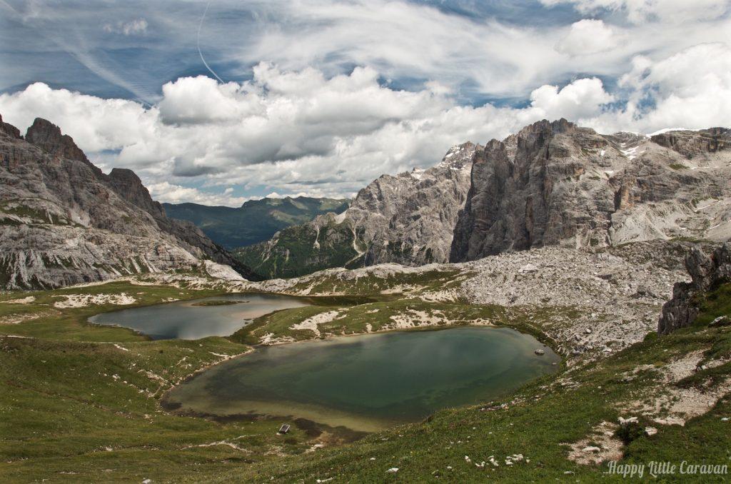 Tre Cime Lavaredo Locatelli Lago