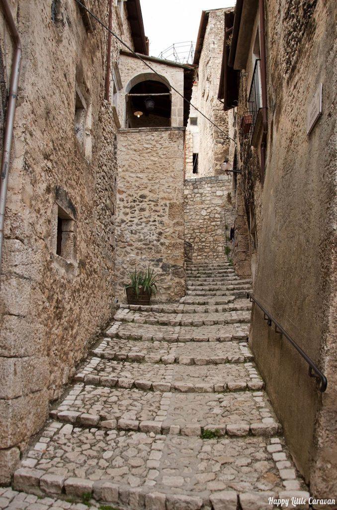 Vicolo Santo Stefano di Sessanio