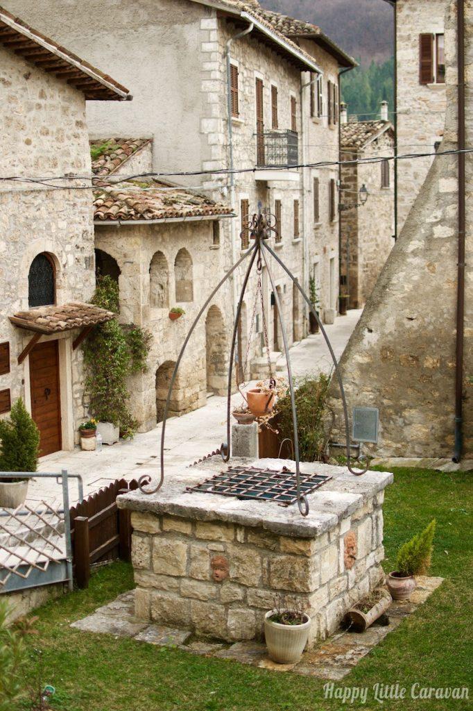 Pozzo di Castel Trosino