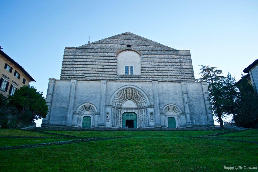 Todi, Chiesa di San Fortunato