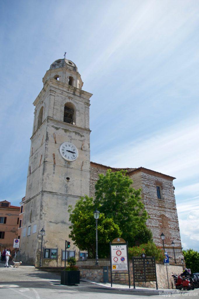 Sirolo - Chiesa di San Nicola di Bari