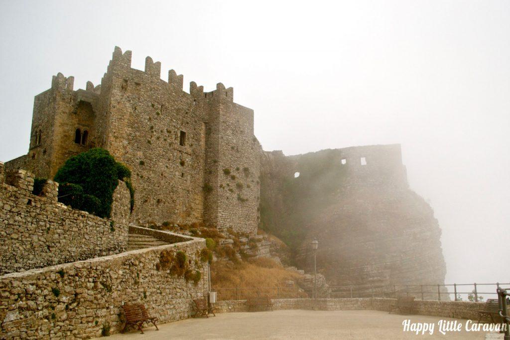 Erice - Castello di Venere