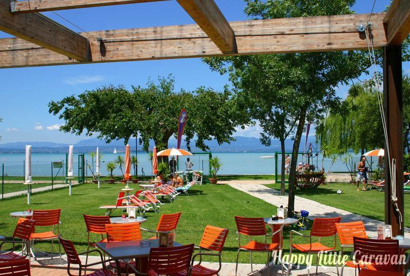 Campeggio Gasparina - Lago di Garda