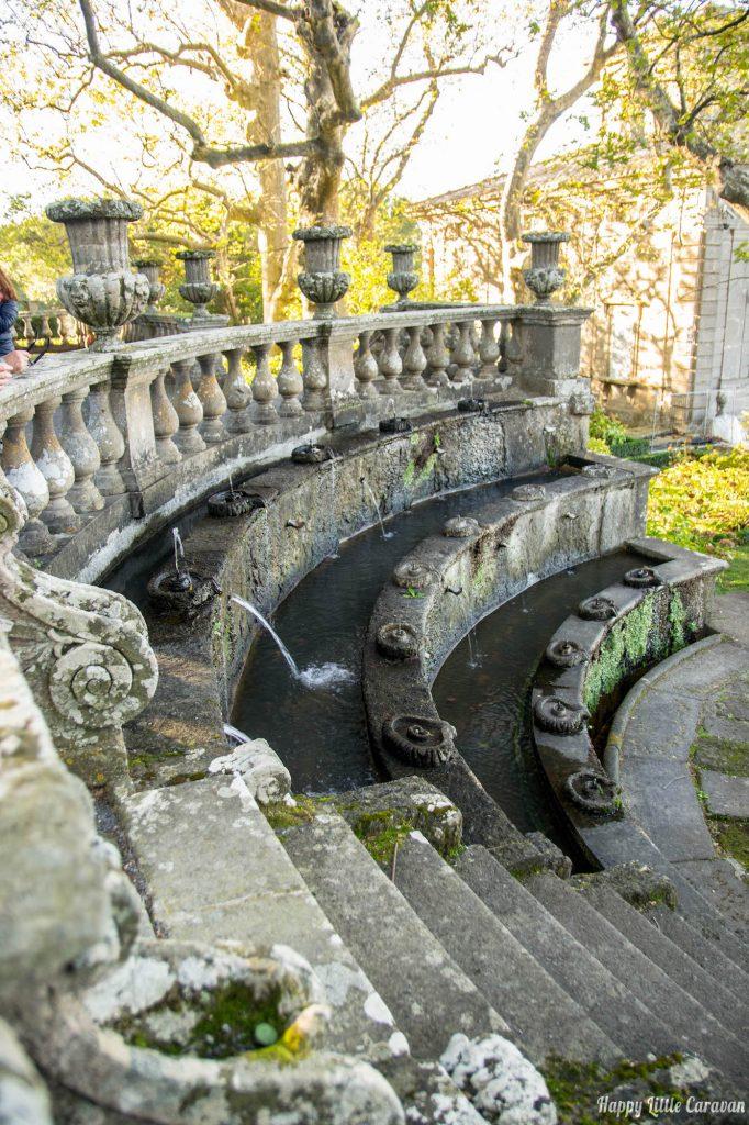 Fontana Villa Lante