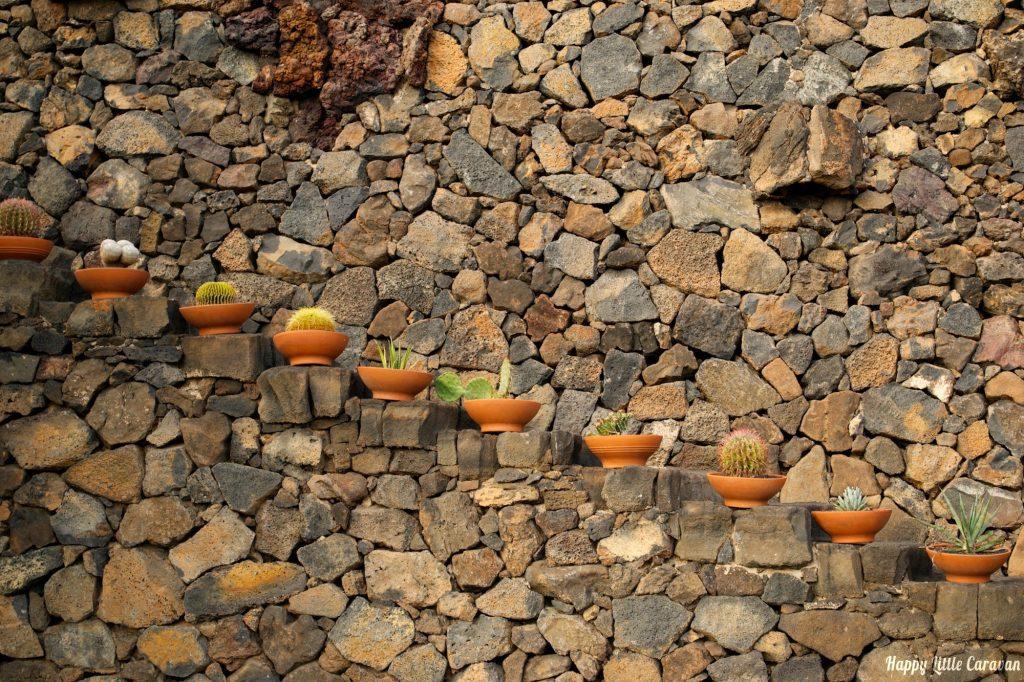 Lanzarote - Giardino dei Cactus