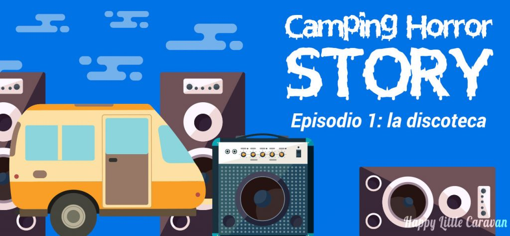 Camping Horror Story: la discoteca