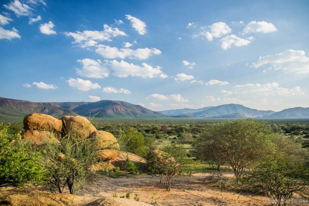 Namibia - Erongo Mountains