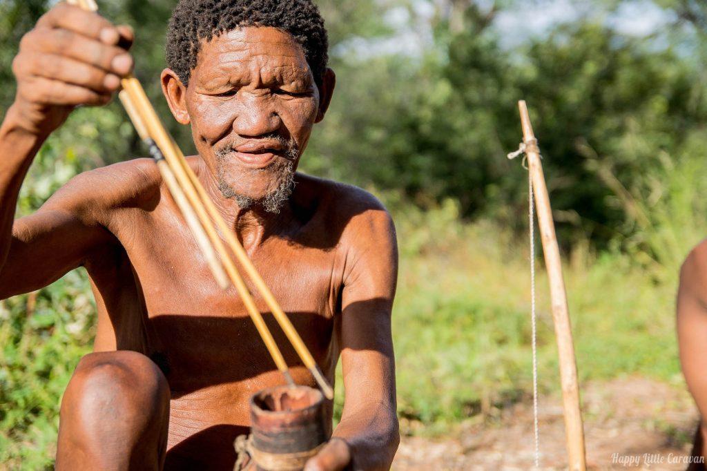 Cacciatore Bushman