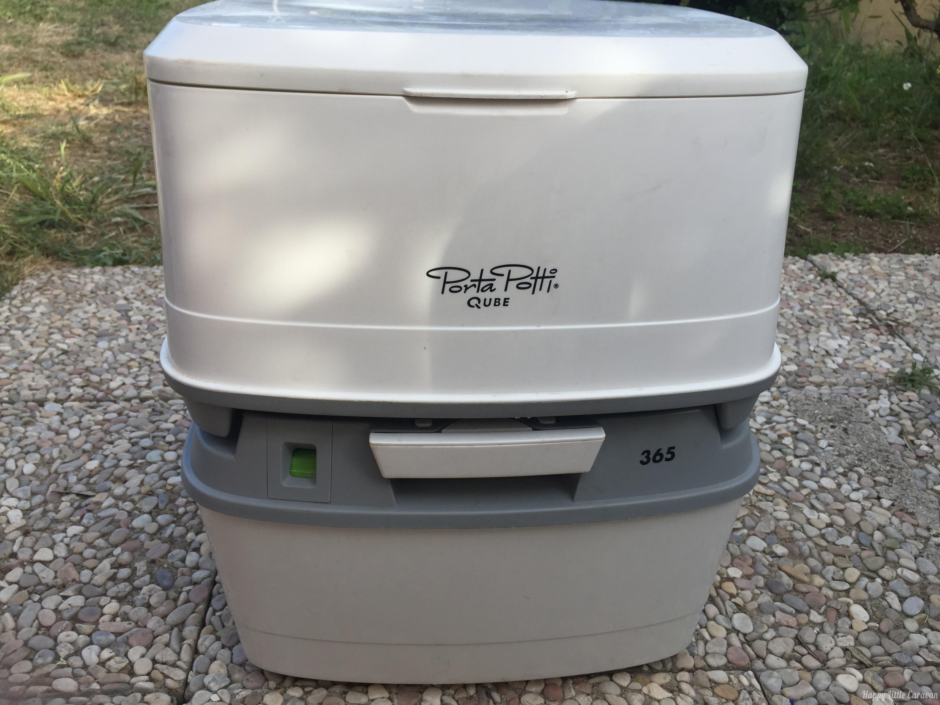 Come si usano i WC portatili della roulotte e del camper (Porta ...