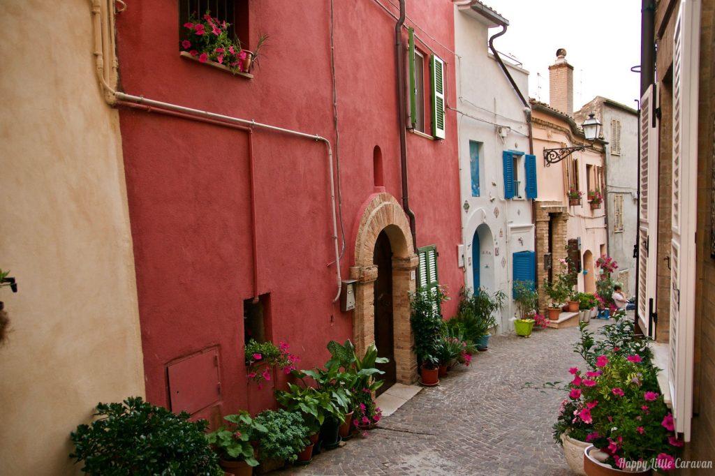 Grottammare Borgo antico