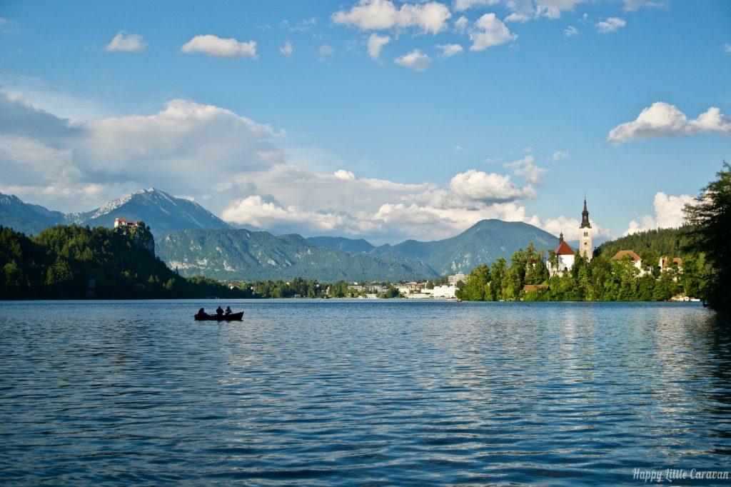 Lago e Castello di Bled