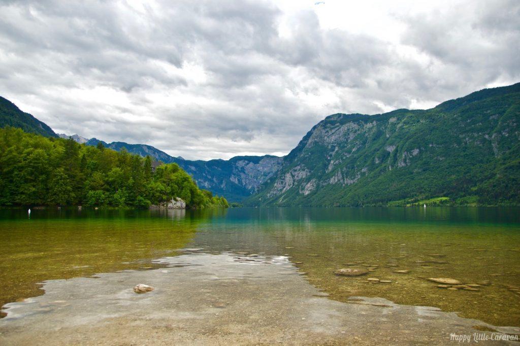 Slovenia - Lago di Bohinj