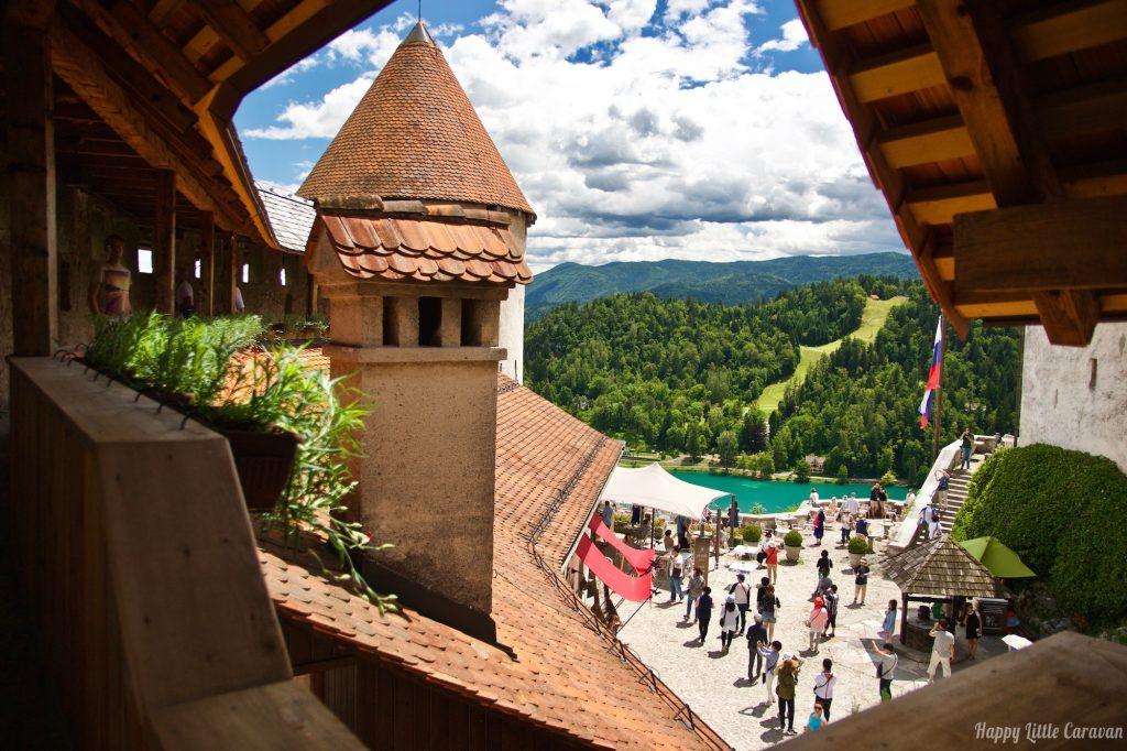 Slovenia - Castello di Bled