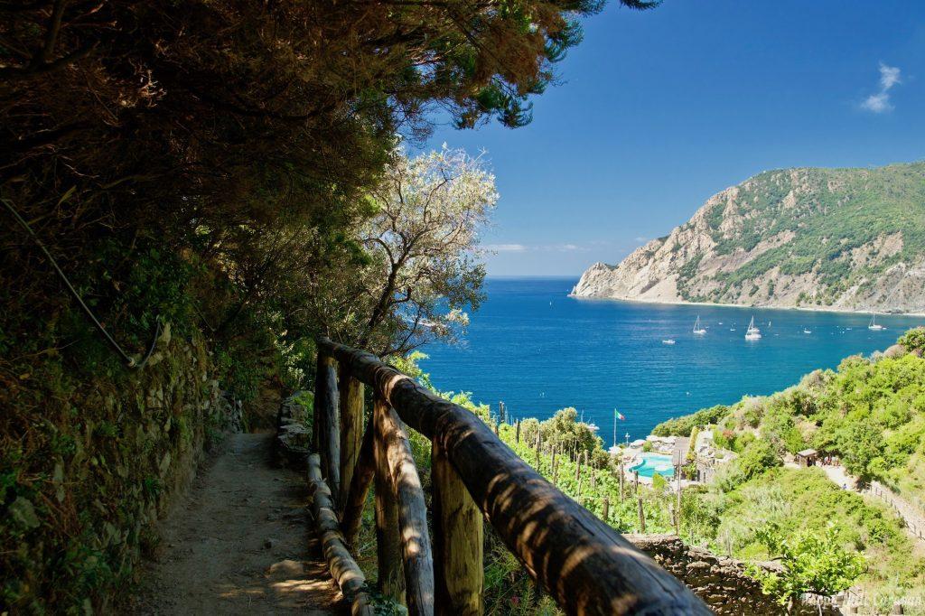 Sentiero Azzurro 5 Terre Monterosso
