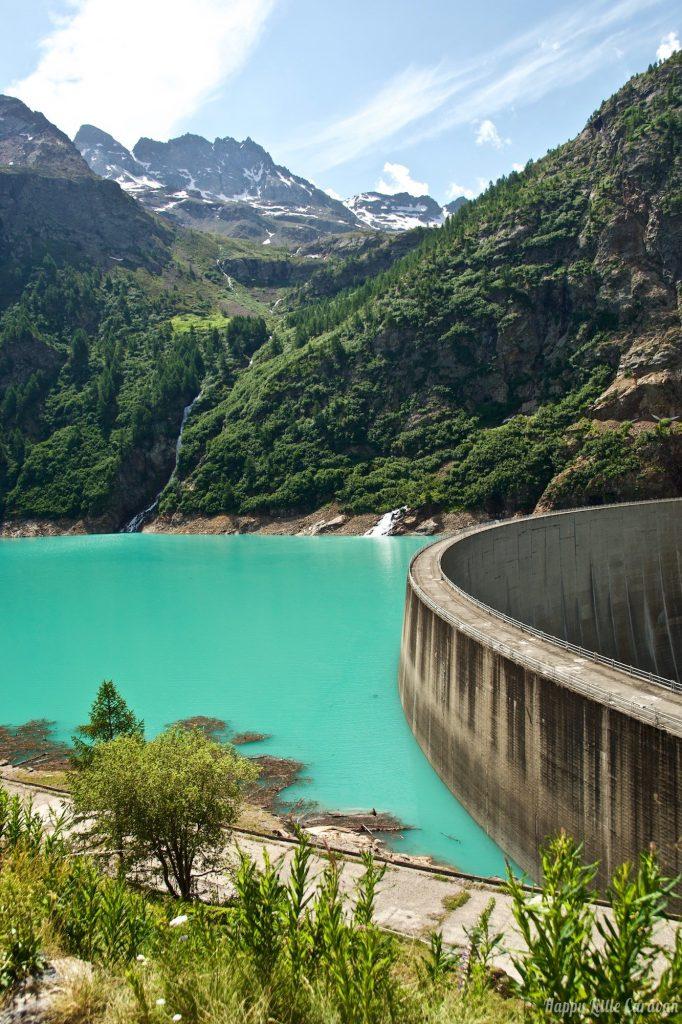 Valpelline - Lago di Place-Moulin