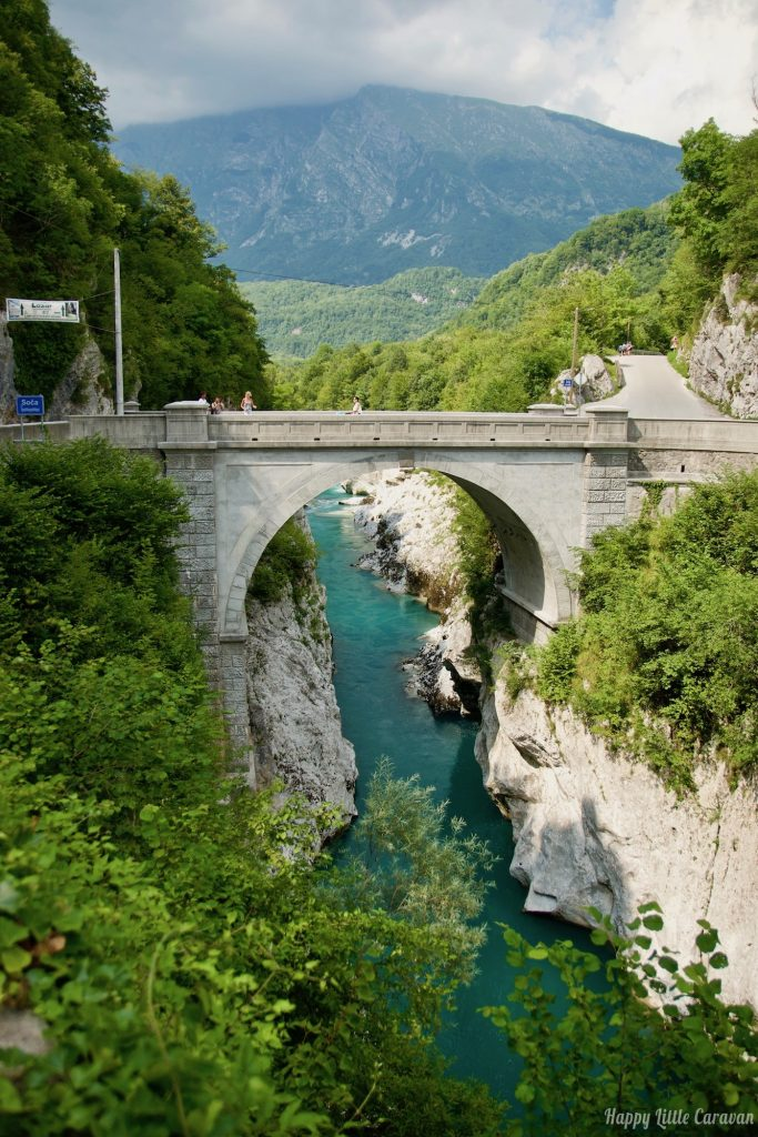 Ponte Napoleone - Kobarid
