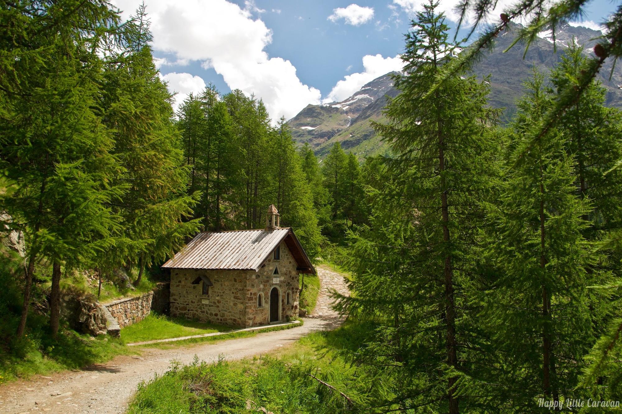 Rifugio Prarayer - Val d'Aosta