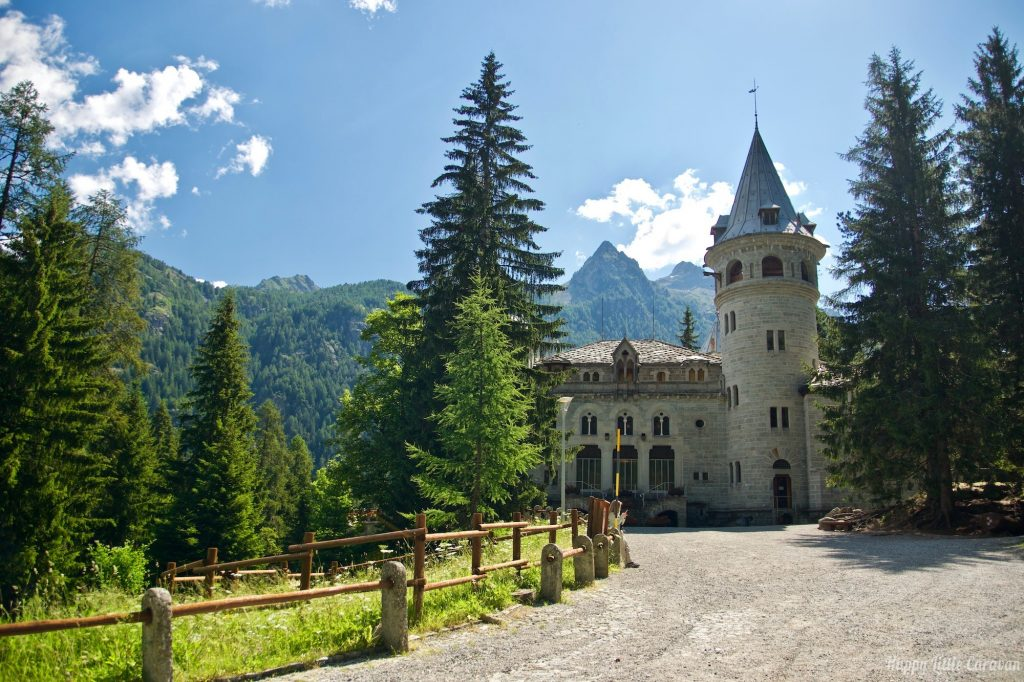 Castel Savoia - Gressoney-Saint-Jean
