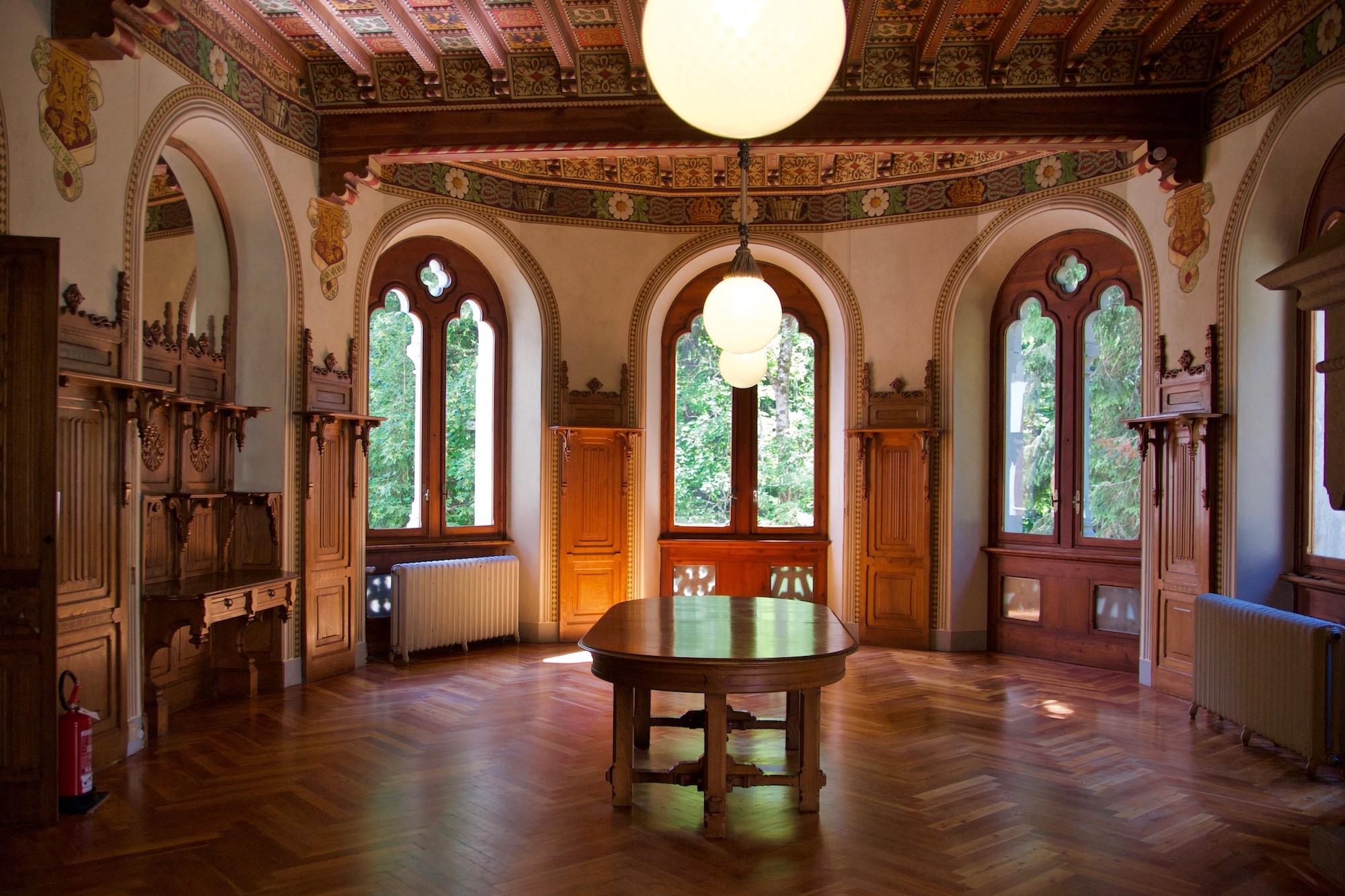 Castel Savoia - Gressoney-Saint-Jean