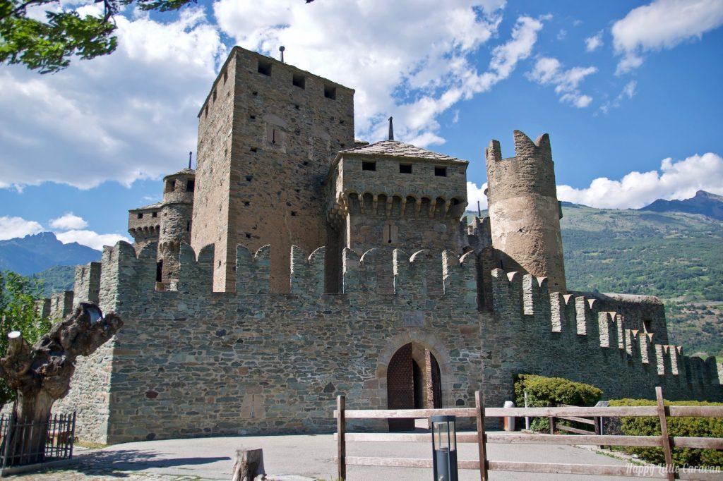 Castello di Fénis - Valle d'Aosta