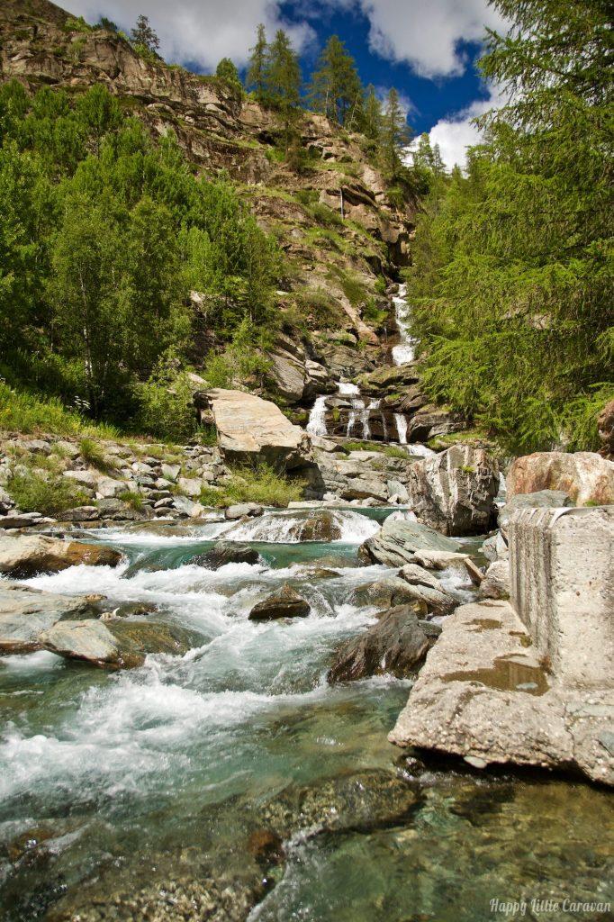 Cascate Lillaz - Cogne - Valle d'Aosta