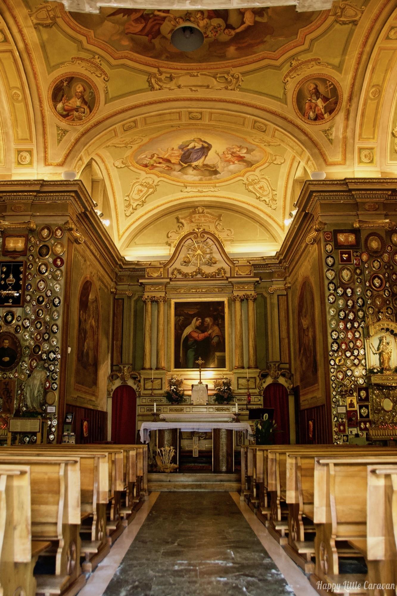 Val Veny - Santuario Notre Dame de Guerison - Valle d'Aosta