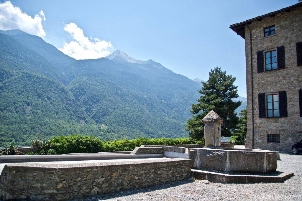 Valle d'Aosta - Castello Museo Gamba